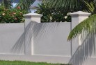 Beaumaris TAS Barrier wall fencing 1
